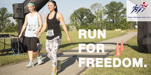 OMS Freedom Park Run- 2020