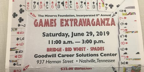 Games Extravaganza tickets