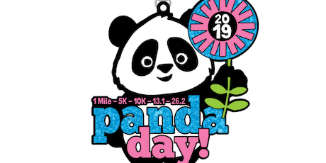 2019 PANDA Day 1 Mile, 5K, 10K, 13.1, 26.2 - Columbia tickets