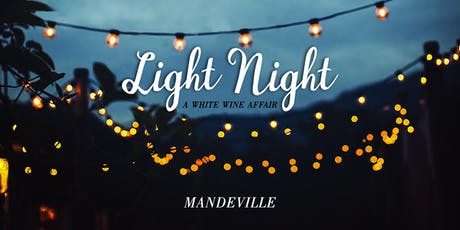 Light Night: Mandeville tickets