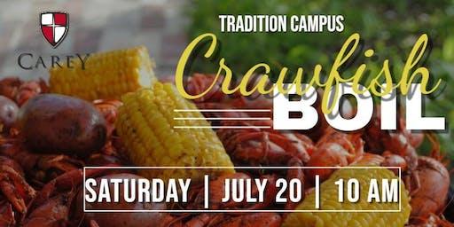WCU Tradition Campus Crawfish Bowl
