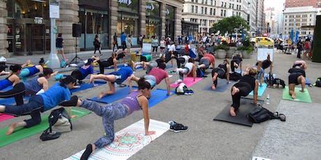 Flatiron Wellness Wednesday - All Levels Yoga tickets