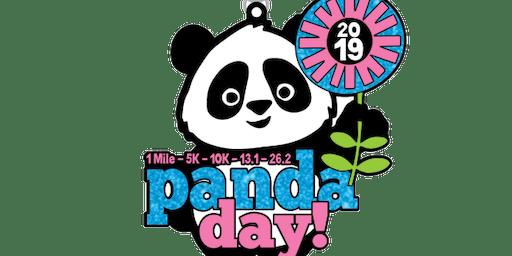 2019 PANDA Day 1 Mile, 5K, 10K, 13.1, 26.2 - Knoxville