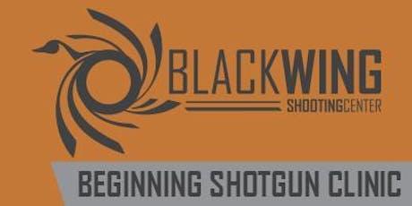 Beginning Shotgun Clinic tickets