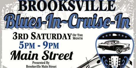 Brooksville Blues-In Cruise-In tickets