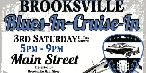 Brooksville Blues-In Cruise-In