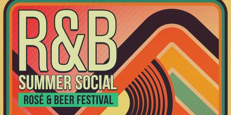 R&B Festival (Rose & Beer) tickets