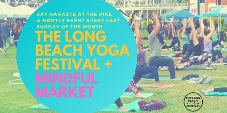 The Long Beach Yoga Festival tickets