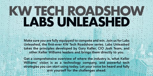 Tech Roadshow: LABS Unleashed w/ Chris Ranch