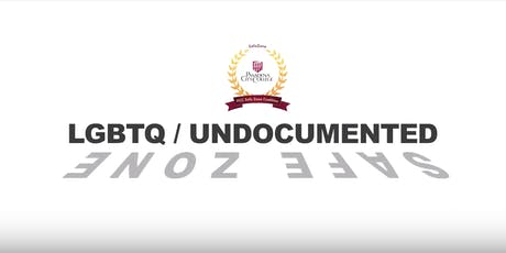 PCC Safe Zones Ally Training: Undocumented Students tickets