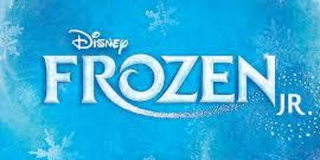 Frozen Jr.  Workshop #1 Performance Thursday, July 18 7:00pm tickets