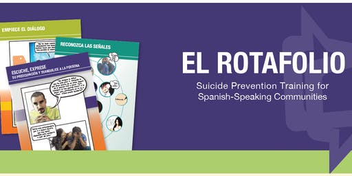 El Rotafolio Suicide Prevention 2-day Training