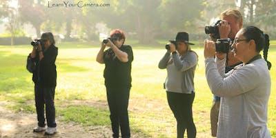 Redlands Beginner Digital Camera Class (+ Get OFF of Auto)