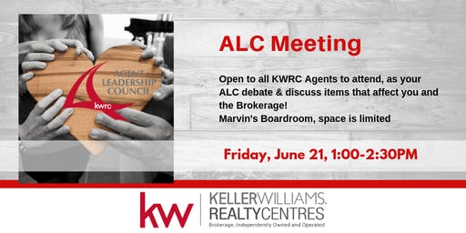 ALC Meeting
