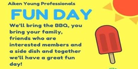 Aiken Young Professionals - Fun Day !  tickets