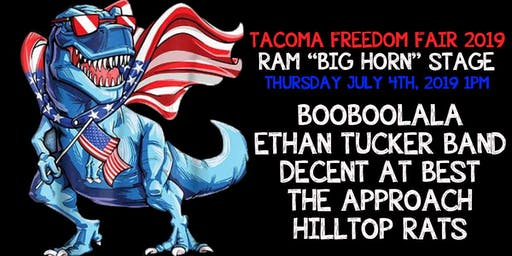 Tacoma Freedom Fair - Ram Stage