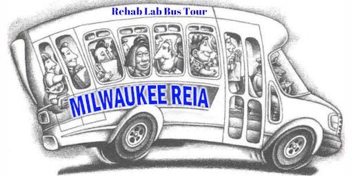 Rehab Lab Bus Tour: Come Smell the Money Tour