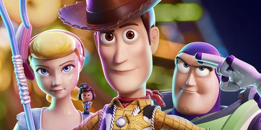 Toy Story 4 (Private Screening Opening Night)