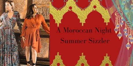 The Tina Talks: A Moroccan Night Summer Sizzler  tickets
