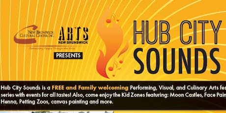 Hub City Sounds: Indo-American Festival tickets