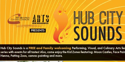 Hub City Sounds: Indo-American Festival