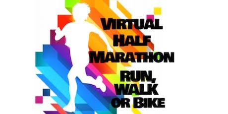 JHHS Class of '99 Virtual Half Marathon tickets