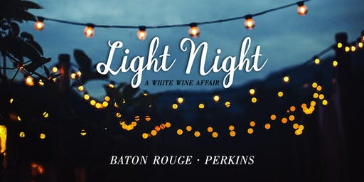 Light Night: Baton Rouge - Perkins