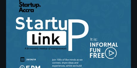 Startups Linkup tickets