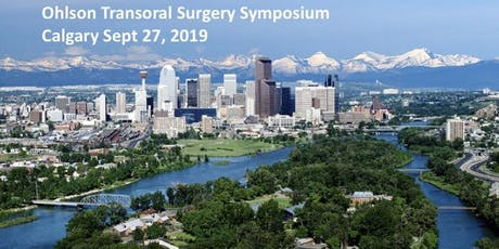 Ohlson Transoral Surgery Symposium tickets