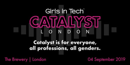 Girls in Tech Catalyst Conference London