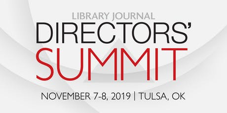 Library Journal Directors' Summit 2019 tickets