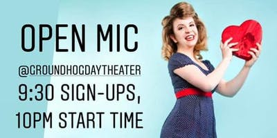 The Friday Standup Open Mic with Hilary Hope