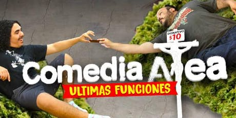 Comedia Atea - La Última Venida tickets