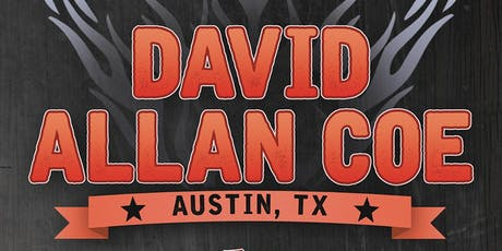 DAVID ALLAN COE tickets