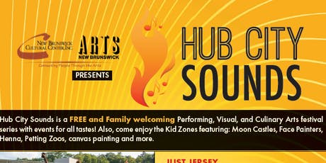 Hub City Sounds: Rock New Brunswick tickets