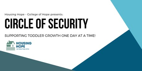 Circle of Security Parenting Series tickets