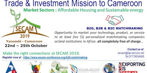 SECAM: Climate Resilient and Energy-efficient Low Cost Buildings in Africa
