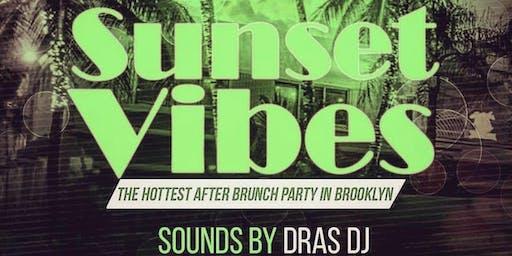 SUNSET VIBES FT. DRAS DJ