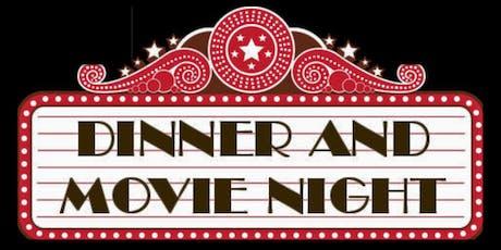 Dinner & Throwback Outdoor Movie Night tickets
