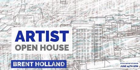 Fitch Art Studios - Open House tickets