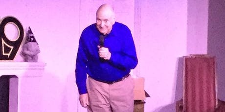 David Scott's Old Timer's Alzheimer's Fundraiser and Comedy Show tickets
