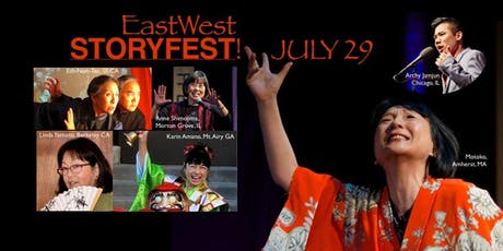 EastWest Storyfest tickets