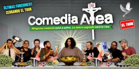 Comedia Atea - Última Venida 2 tickets