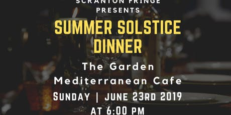 Summer Solstice at The Garden tickets