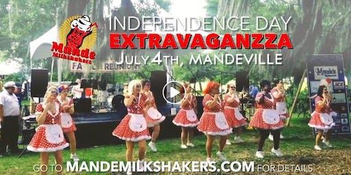 Mande Independence Day Parade