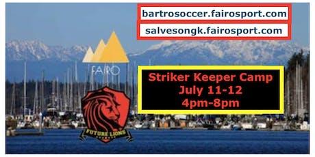 Olympia Goalkeeper and Striker Camp  w/ Salveson GK &  Tim Bartro tickets