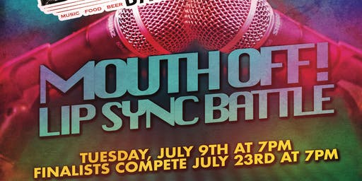 MOUTH OFF! LIP SYNC BATTLE AT BILL'S BAR!