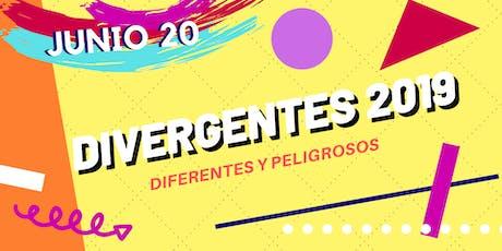 DIVIRGENTES 2019 entradas