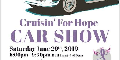 Cruisin' For Hope Car Show