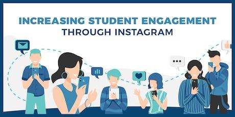 Increasing Student Engagement through Instagram biglietti